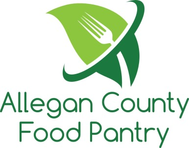 Allegan County Food Pantry Logo